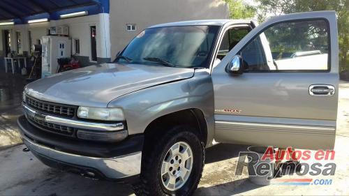 Chevrolet Silverado 1999 trans. Automatica 4x4 8 cil Americano