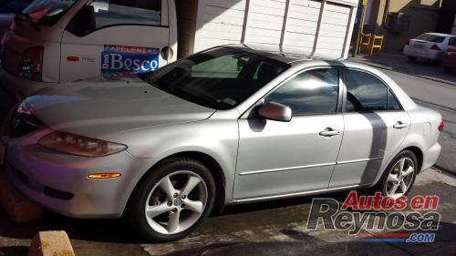 Mazda Mazda6 2005 trans. Automatica 4 cil Fronterizo