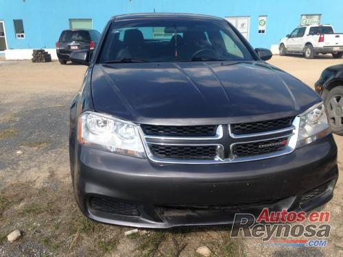 SE VENDE DODGE AVENGER 2014 100%MEXICANO