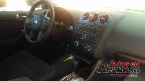 Altima 2011 Reg enterito 4 cil interior impecable boton de encendido
