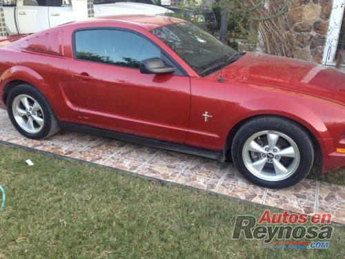 MUSTANG 08 6CIL