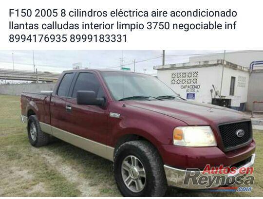 Ford F  Cabina Y Media