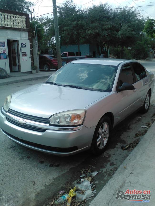 Vendo O Cambio Chevrolet Malibu 2005