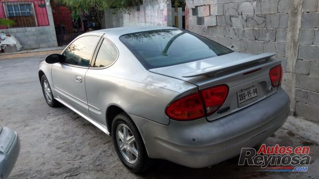 Vendo Oldsmobile alero 2004 mexicano