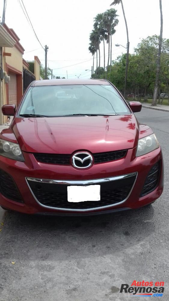 Mazda CX 7 sport 2011 Mexicana, 4 cil Automatica