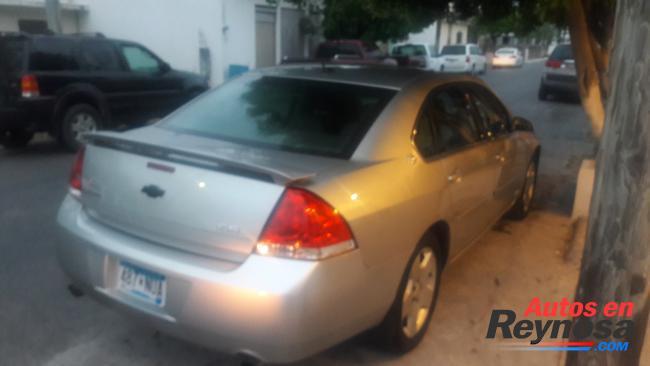Chevrolet Impala ss 2006 Americano, 8 cil Automatico o cambio