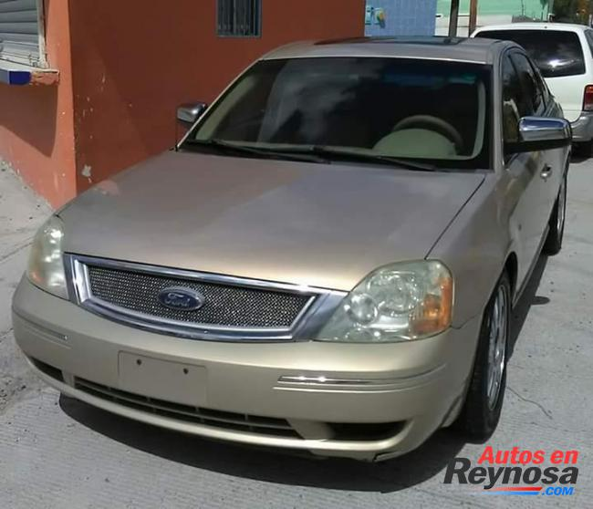 Ford Five Hundred Limited   2007 Americano, 6 cil Automatica