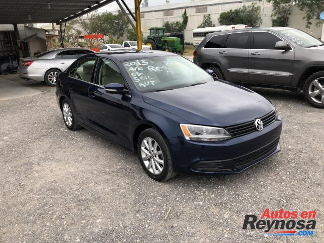 Volkswagen Jetta 2013 Regularizado 5 Cil Automatica Autos En Reynosa