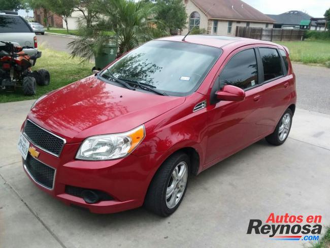 Chevrolet Aveo  2011, 4 cil trans. Automatica