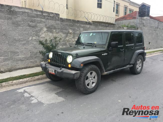 Jeep Wrangler  2007 Regularizada 6 cil trans. Manual