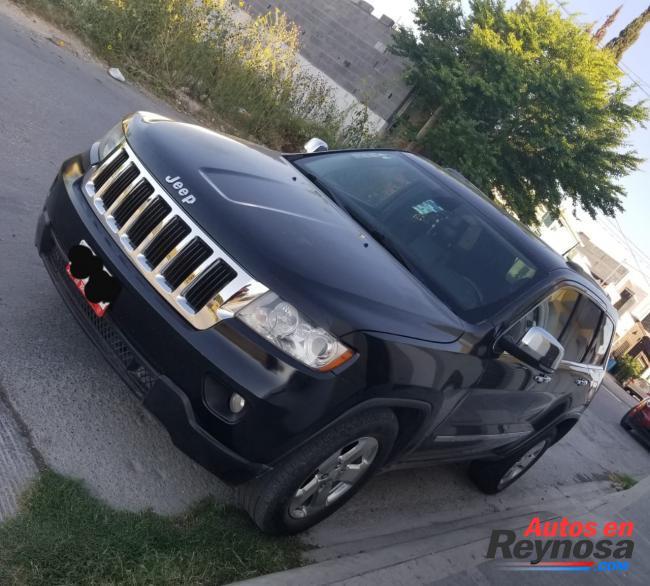 Jeep Grand Cherokee  2011 Regularizada 6 cil trans. Automatica 4x4