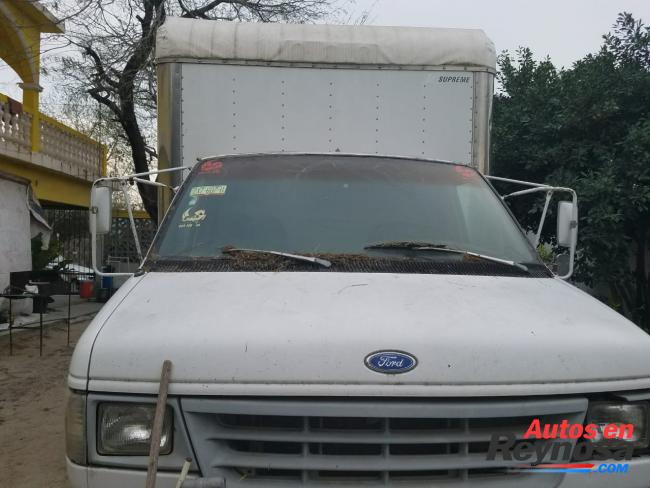 Ford Econoline 350  1992 Regularizada 8 cil trans. Automatica
