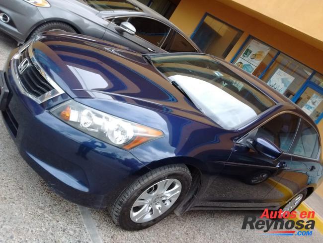 Honda Accord  2010 Mexicano 4 cil trans. Automatica