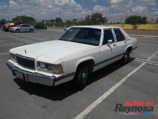 Mercury Grand Marquis  1989 8 cil trans. Automatica