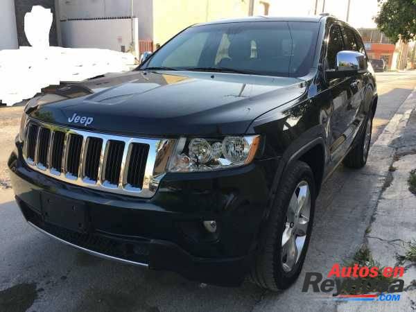 Jeep Grand Cherokee 2012 Limited 4x4 $ NEGOCIABLE $ (NO CAMBIOS)