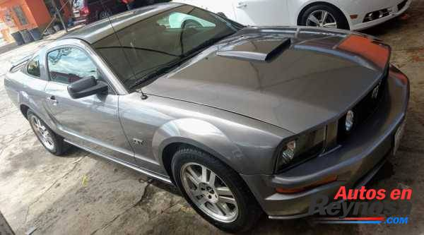 FORD MUSTANG GT 2006 MEXICANO