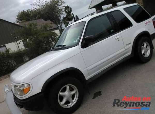 FORD EXPLORER 98 REGULARIZADA
