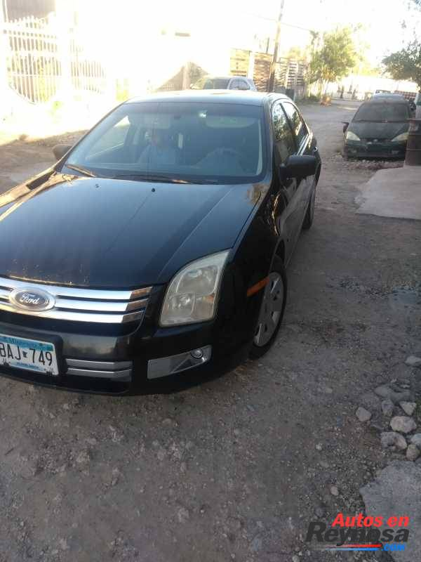 Ford fusión 2006, americano 4 cil
