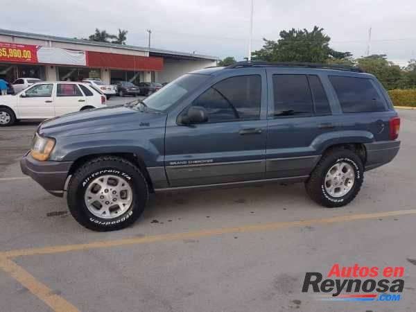 Jeep gran Cherokee 2001