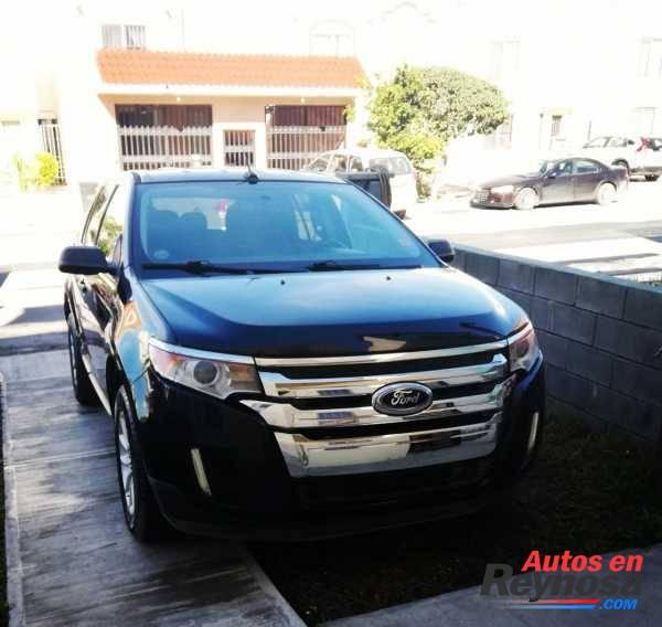 Ford Edge SEL Sport  2013, 6 cil Automatica.