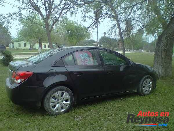 Chevrolet Cruze  2013 4 cil trans. Automatica