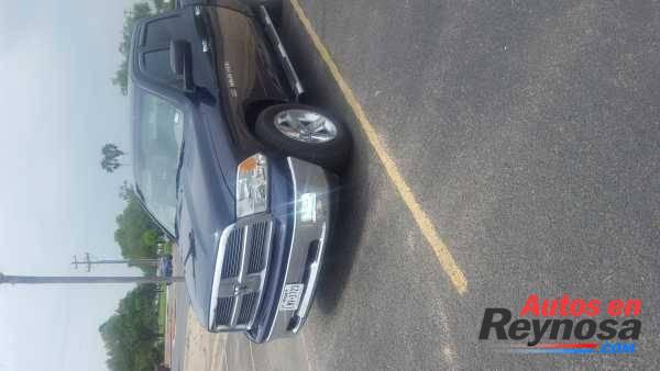 Dodge Ram 1500 2012 4 puertas