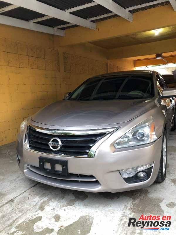 Nissan altima 2014, 6cilindros