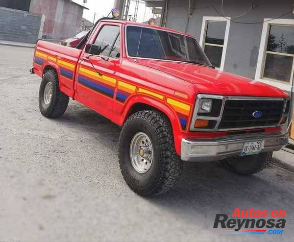 Ford f150 1985