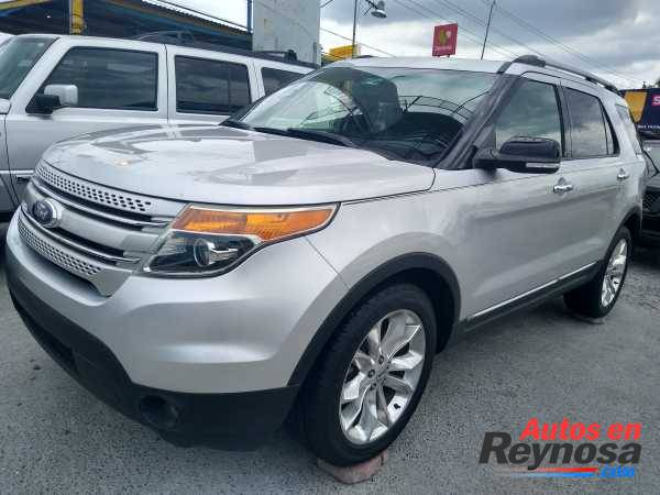 Ford Explorer XLT 2011 mexicana en perfectas condiciones.