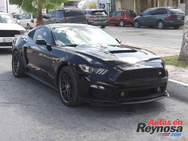 Ford Mustang  2015 Americano 8 cil trans. Automatica