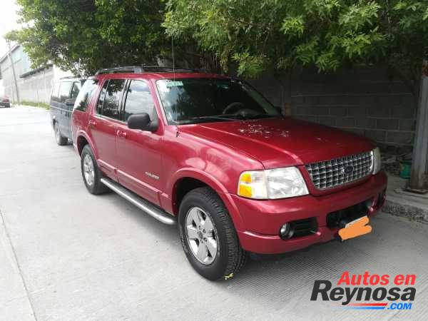Ford Explorer 2005 Mex al corriente.