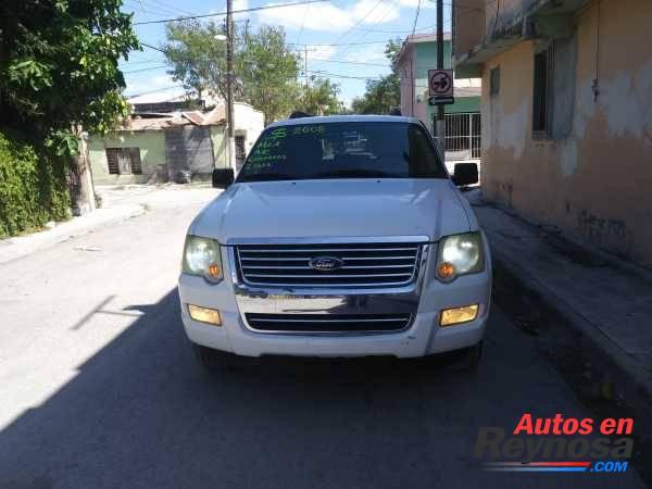 Ford Explorer 2008 mexicana