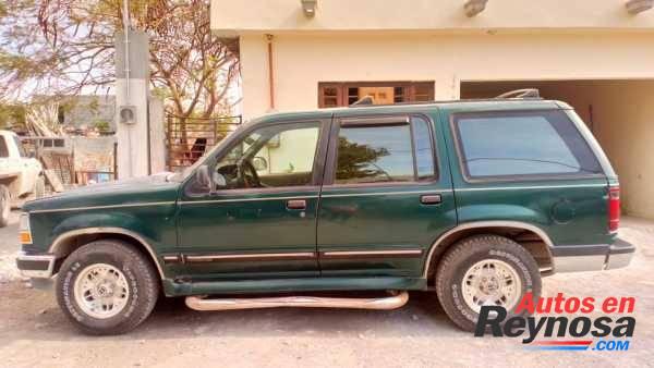 FORD EXPLORER 1994, MEX. AUTOMT, CEL 8992578768, 25 MIL