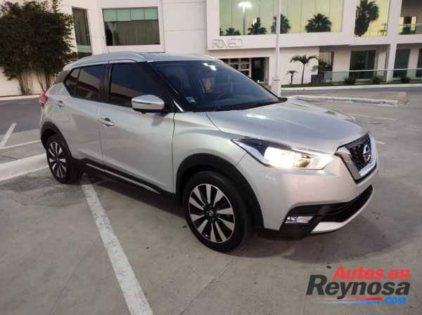 Nissan kicks 2017 mexicana placas al corriente