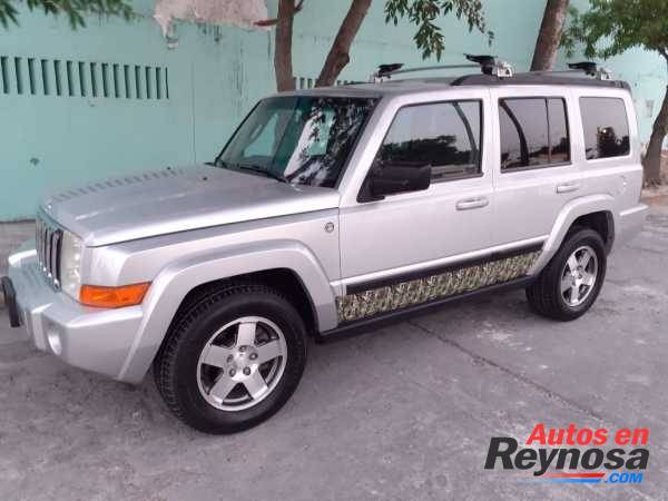 JEEP COMANDER 2009 MEXICANA