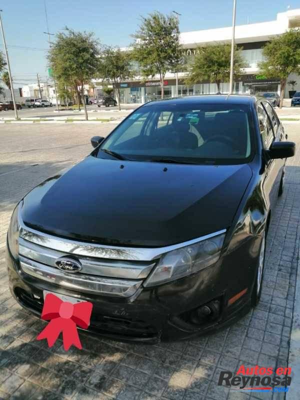 Ford fusión