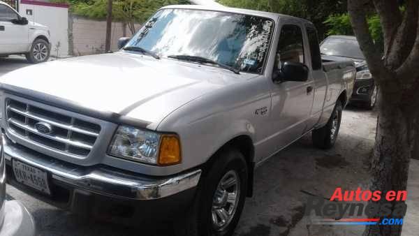 Ranger 2001 6 cil aut. Aire frio