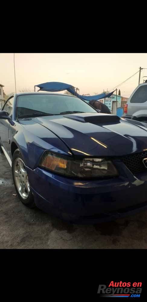 Mustang 2004 automático