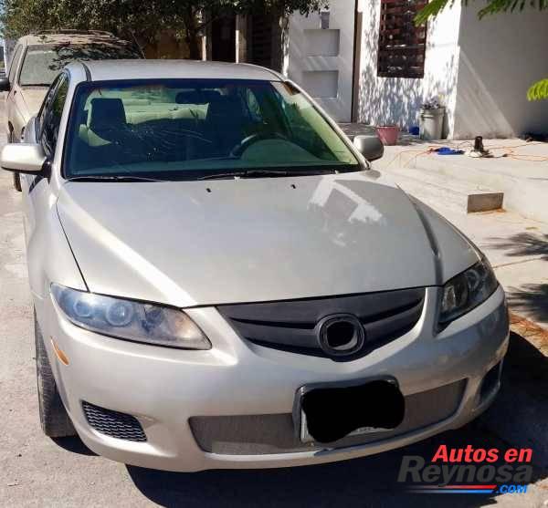 Mazda 6 2007 4cil Americano