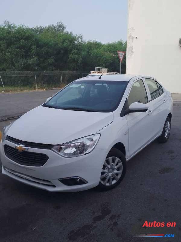 Vendo Chevrolet Aveo mexicano 2018 automático
