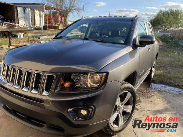 2017 Jeep Compass Hight latitude