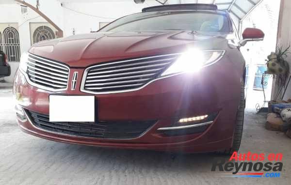 2013 Lincoln MKZ Mexicano 4 cil 2.0L Turbo | EL MAS EQUIPADO