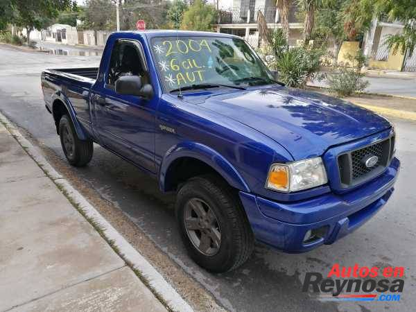 2004 FORD RANGER AMERICANA IMPECABLE
