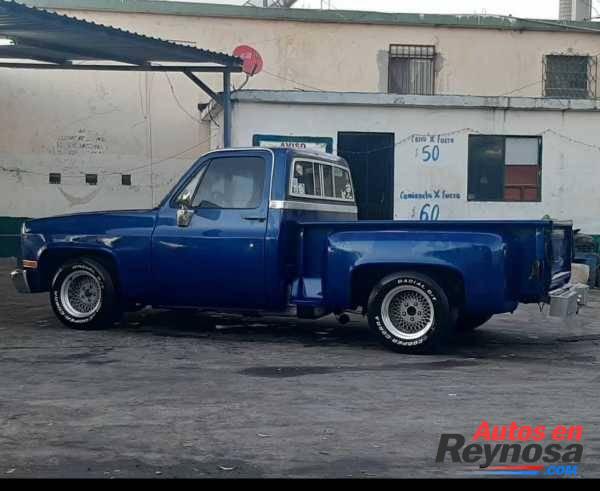 Silverado 85 mexicana
