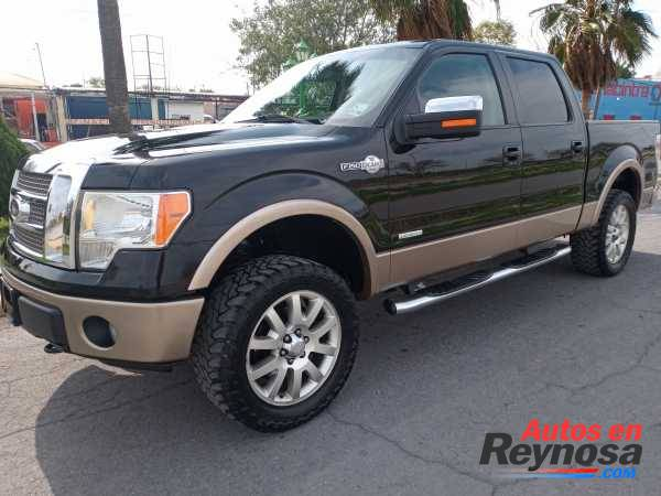 Ford F150 versión King ranch 2011 mexicana  en excelente condiciones