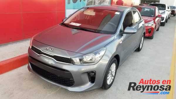 Kia Rio 2018 Hatchback LX