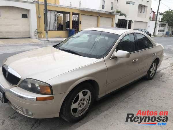 Vendo Automóvil Lincoln LS