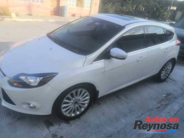 Ford focus titanium 2012 Nacionalizado
