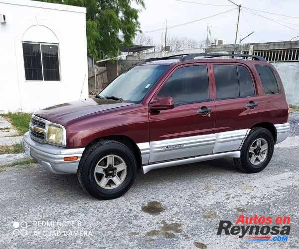 Chevrolet Tracker 2002 Regularizada