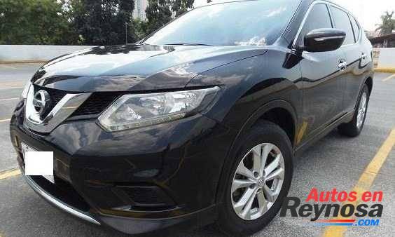 Vendo Nissan Xtrail 2016 Enterita!!